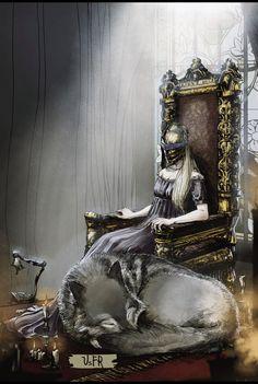Bloodborne arts - my Lovely Queen, Dearest Annalise Bloodborne Characters, Bloodborne Art, Dark Blood, Old Blood, Soul Game, Arte Obscura, V Games, Dark Images, Dark Souls