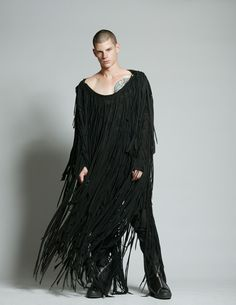 I see many guys wearing this    Asher Levine S/S 2010  #fashion #men <3