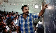 Anand Kumar (born 1 January 1973) is an Indian mathematician and an author of various national and international mathematical journals and magazines. He made his Super 30 in 2002, Patna, Bihar, in the beginning of the program, and which coaches economically backward IIT-JEE, Indian Institute of Technology (IIT s) is famous for the entrance examination for the students. By 2012,