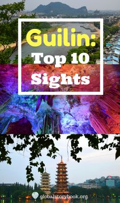 Guilin (China) Top 10 Sights - Global Storybook... the top 10 sights to see in Guilin, though in addition to these – there are two famous day trips that are a must here: Li River Cruise and the Longji Rice Terraces. You can book your day tours... globalstorybook.org