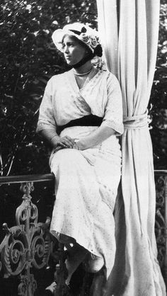 Grand Duchess Maria Romanov in 1915.