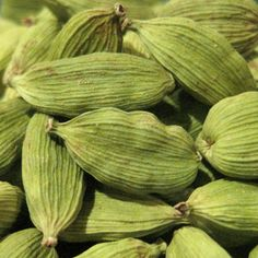 CARDAMOM ~ Botanical Name: Elettaria cardamomum ~   Country of Origin: Guatamala ~   Extraction: Steam Distilled ~ Plant Part: Seed ~ Perfume Note: Middle ~   Aroma:  Warm with a distinctive strong, sweet, spicy, slightly balsamic. Blends well with:  aphrodisiac essential oils e.g. Cedarwood, Rose or Patchouli. Also well with Black Pepper, Bergamot, Cinnamon, Clove Bud, Coriander, Fir Needle Siberian, Frankincense, Orange, Ginger, Grapefruit, Jasmine, Lemongrass, Lime, Sandalwood, Ylang… Cardamom Essential Oil, Pure Essential Oils, Aromatic Herbs, Medicinal Herbs, Cardamom Plant, Clove Bud, Parts Of A Plant, Perfume, Sweet And Spicy