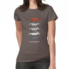 Peugeot 205 Classic car collection Women's Fitted T-Shirt classic car 'Peugeot 205 Classic car collection' T-Shirt by RJWautographics Classic Cars British, Ford Classic Cars, Modern Classic, Car Backgrounds, Classic Car Restoration, Car Ford, Weimaraner, Vintage Trucks, Peugeot
