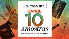 10 Amostras Grátis
