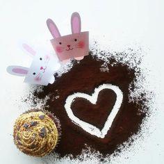 TIRAMISÙ CUPCAKES A TEMA ANIMALETTI - #Fabulousity #tiramisu #cupcakes #ricetta #wrapper #bunny