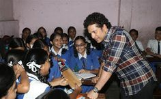 Sachin Tendulkar helps build a stronger future for India     -- More than 7.4cr funds sanctioned through MPLAD –  -- Sanctioned funds for development of close to 20 schools and educational institutes --   http://www.spanishvillaentertainment.ml/2018/04/sachin-tendulkar-helps-build-stronger.html