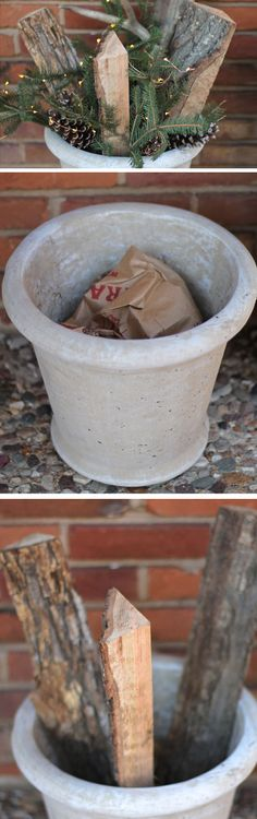 5 Min Arrangement | Click Pic for 23 DIY Fall Front Porch Decorating Ideas | DIY Halloween Decor Ideas for the Home