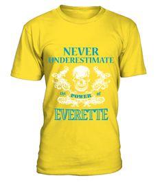 # EVERETTE .  EVERETTE