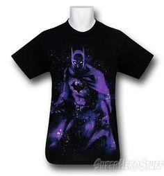 39da28a2156c5 Batman Black Light Storm T-Shirt