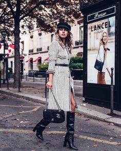 "13.3 mil Me gusta, 194 comentarios - Annabelle Fleur (@vivaluxuryblog) en Instagram: ""This @chanelofficial look on the blog now  / click on profile link for #ootd details #whatiwore…"""