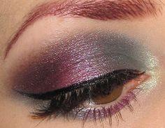 Teal, Purple and Burgundy