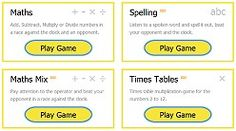 Play maths games against kids around the world