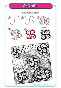 SXC-rolls by Yu Ru Chen: