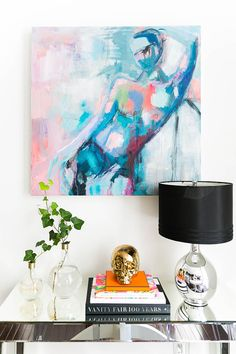 Ceres Ribeiro's apartment is nothingshort of glam—hersweet New Jerseyhome is filled with white butbalanced...