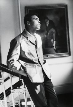 theimpossiblecool:  Ali by Gordon Parks.