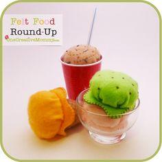 Felt Food Roundup