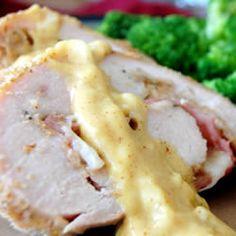 Chicken Cordon Bleu I Recipe