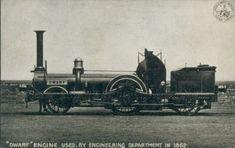 LNWR 'Dwarf' built at George England, New Cross