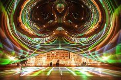 Luminous Field is an ambitious and stunning new art installation at Millennium Park.