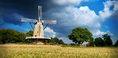 Windmill Soest, the Netherlands