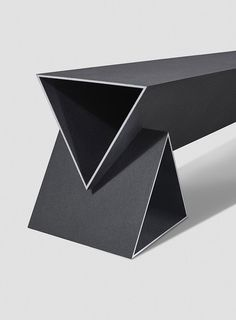 The Design Museum reveals the shortlist for the 2017 Beazley Designs of the Year Urban Furniture, Street Furniture, Metal Furniture, Cool Furniture, Furniture Design, Tole Pliée, Milan Design Week 2017, Geometric Sculpture, Cardboard Furniture