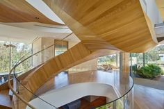 Дизайн уникального жилого дома в Лос-Анджелесе