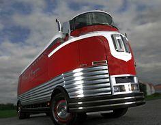 A GM Futurliners eram um grupo de ônibus estilizado concebido nos anos 40…