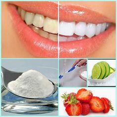creatividad...: blanquea tus dientes  en casa