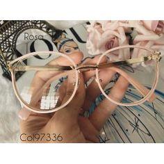 Resultado de imagem para oculos de grau rosé