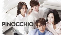 Pinocchio is a South Korean television series starring Lee Jong-suk, Park Shin-hye and Kim Young-kwang. Lee Jong Suk and Park Shin Hye superb actors. Love this drama. Got to see media behind media industry. Drama Korea, Korean Drama 2014, Watch Korean Drama, Korean Drama Series, Watch Drama, Lee Jong Suk, Lee Bo Young, Park Shin Hye, Kim Woo Bin