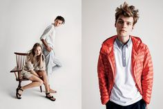 Uniqlo LifeWear for Spring/Summer 2015 brings forth a solid mix of wardrobe staples, this time blending leisure wear with technical detailing. Spring Summer 2015, Uniqlo, Wardrobe Staples, Lifestyle, How To Wear, Jackets, Freedom, Fashion, Shopping