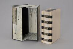 Lena Hallzon // Nobel Museum Bookbinding Exhibition 2013 - Tomas Tranströmer