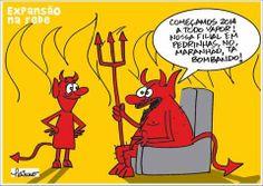 Filial do Inferno em Pedrinhas - Maranhão