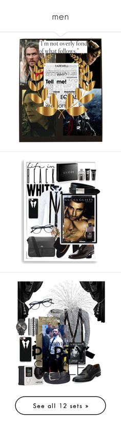"""""""men"""" by princhelle-mack ❤ liked on Polyvore featuring art, Bomedo, Marni, Loake, Vivienne Westwood, Casetify, Topman, The British Belt Company, Nick Fouquet and Gucci"""