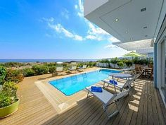 """""""At long last!...You and Your Family can Rent a 5-Star Holiday Villa in Protaras, Pernera, Cyprus, with a Large Private Pool, and Only a Two Minute Walk from the Beautiful Fig Tree Bay Beach""""Holiday Rental in Protaras from @HomeAwayUK #holiday #rental #travel #homeaway"""