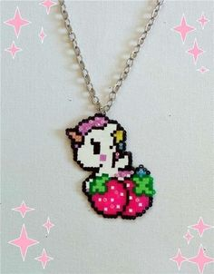 Annons på Tradera: FRI FRAKT! Kawaii Chibi Unicorn - berlock *Japan* *Lolita* *Gyaru* *Harajuku*