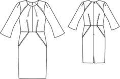 Dress BS 8/2012 121
