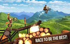 Trials Frontier 1.0.2 MOD Apk  OBB (Unlimited Money)  Android Games  Explore a vast world on your motorcycle. Compete against your friends on Global Leaderboards. Master physics-based tracks to challenge the worlds top riders for the best times. Race your motorcycle through a world of adventure crazy characters and unfairly addictive tracks!Experience the ULTIMATE skill-based RACING game on your smartphone and tablet! ACCEPT NO SUBSTITUTES! Physics-based racing FINALLY PERFECTED for the…