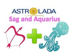 Sagittarius and Aquarius Relationships with astrolada.com