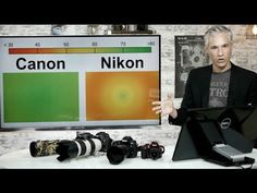 Canon vs Nikon - T. Northrup Wants To Switch To Nikon But Can't Fully - CanonWatch