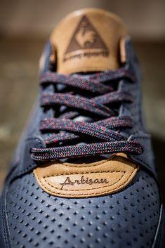 "Footpatrol x Le Coq Sportif R800 ""Artisan"" Made in France"