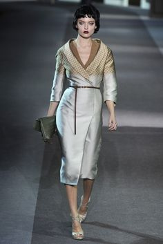 Louis Vuitton RTW Fall 2013 - Slideshow - Runway, Fashion Week, Reviews and Slideshows - WWD.com
