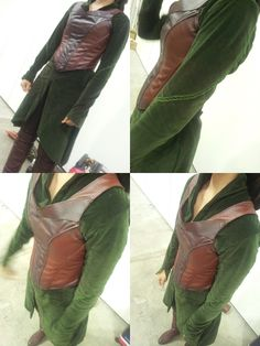 The hobbit the desolation of Smaug: Tauriel cosplay. This is a great cosplay! Pinning this for further reference!