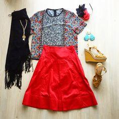 Burcu Rahim, frida style fashion & style