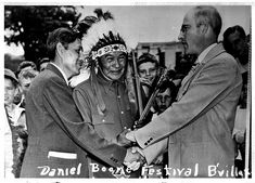 MCKINLEY , STANDING DEER , W.C.ASHER (Non native) - 1948 Cherokee History, Nativity, Native American, Deer, Movie Posters, Movies, Films, The Nativity, Native Americans