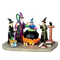 Lemax Spooky Town Collection The Sorcerer's Apprentice