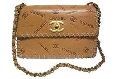 1980s Chanel Jumbo Classic on OneKingsLane.com