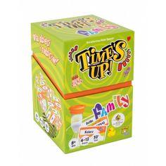 Witajcie:) Time's Up!    Nowość, Rodzinna Karciana Gra Karciana Time's Up! - Family dla Dzieci i Rodziców.    Przezabawna forma kalamburów, gdzie należy odgadnąć zwierzęta, zawody oraz przedmioty.     220 kart do rozdania i 440 dostępnych słów do odgadnięcia!    Podzielcie się na drużyny i bawcie się znakomicie:)    http://www.niczchin.pl/zabawki-edukacyjne-dla-dzieci/3738-gra-time-s-up-family.html    #gratimesup #timesupfamily #grakarciana #niczchin #kraków