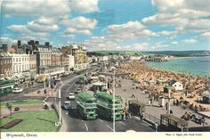 SUPERB RARE OLD POSTCARD - WEYMOUTH - DORSET C.1978 Vintage Cars & Buses • EUR 2,36 - PicClick IE Weymouth Harbour, Weymouth Dorset, Lulworth Cove, Dorset Coast, Seaside Towns, Old Postcards, Buses, Bristol, Old Photos