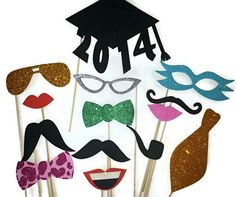 2014 Graduation Photo Booth/ Photo Booth/ Class of by FoamyFactory, $28.00